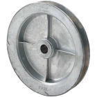 Chicago Die Casting 5 In. x 1/2 In. Single Groove Pulley Image 1