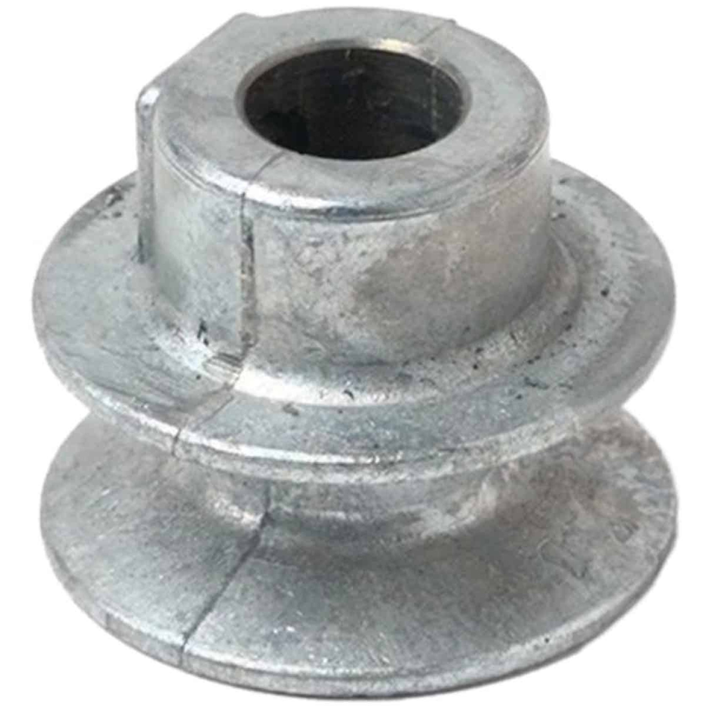 Chicago Die Casting 1-1/2 In. x 1/2 In. Single Groove Pulley Image 1