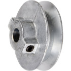 Chicago Die Casting 3-1/2 In. x 3/4 In. Single Groove Pulley Image 1