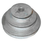 Chicago Die Casting 1/2 In. 3-Step Cone Pulley Image 1