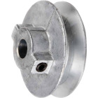 Chicago Die Casting 1-3/4 In. x 1/2 In. Single Groove Pulley Image 1