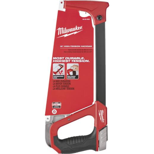 Milwaukee 12 In. High-Tension Hacksaw