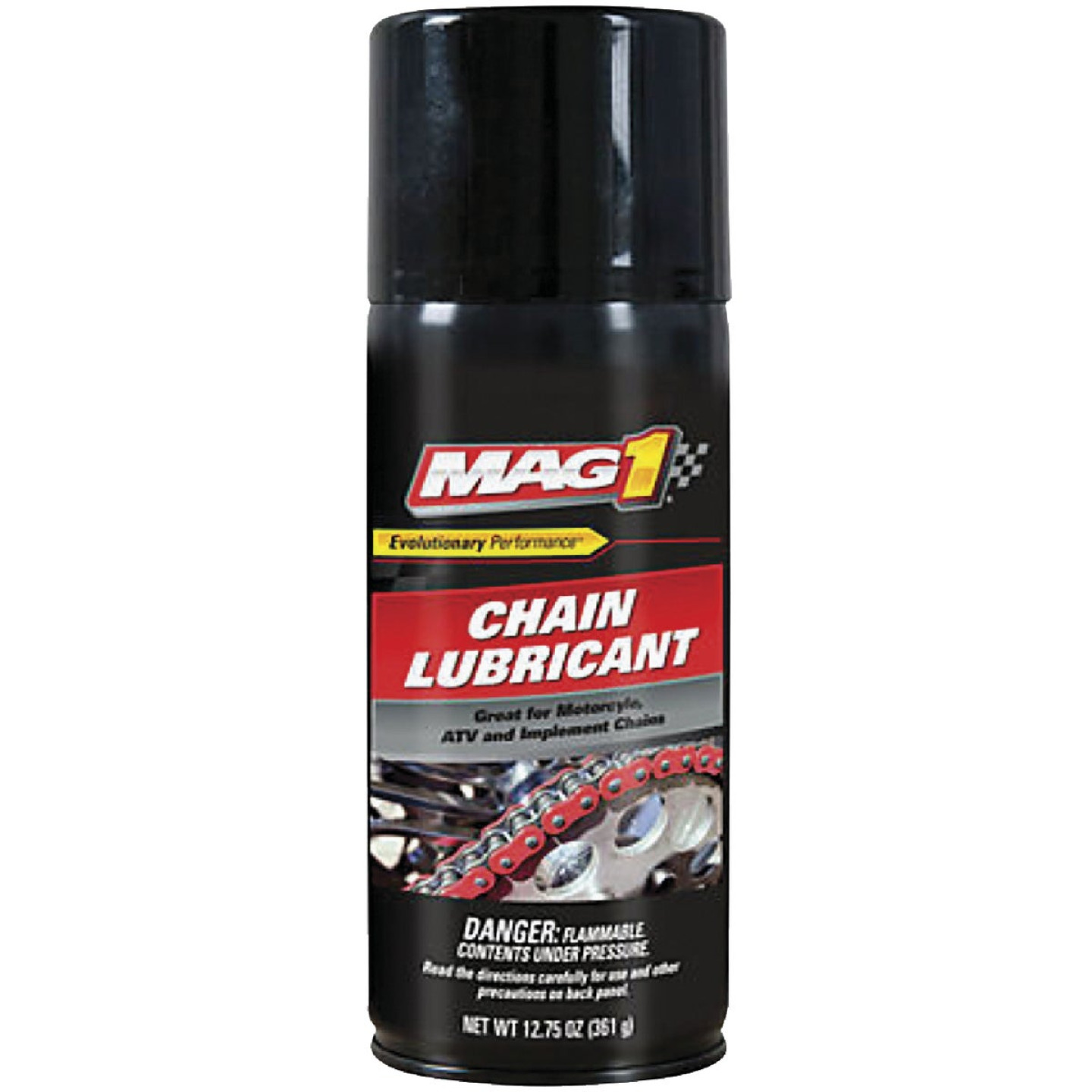 LubriMatic 12 Oz. Aerosol Spray Cable and Chain Lubricant Image 1