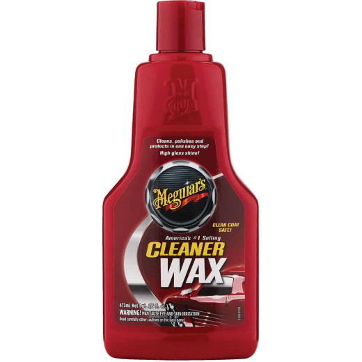 Meguiars 16 Oz. Liquid Car Wax