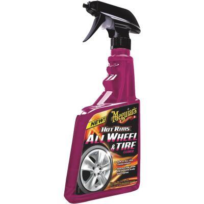 Meguiars Hot Rims 24 oz Trigger Spray Wheel Cleaner