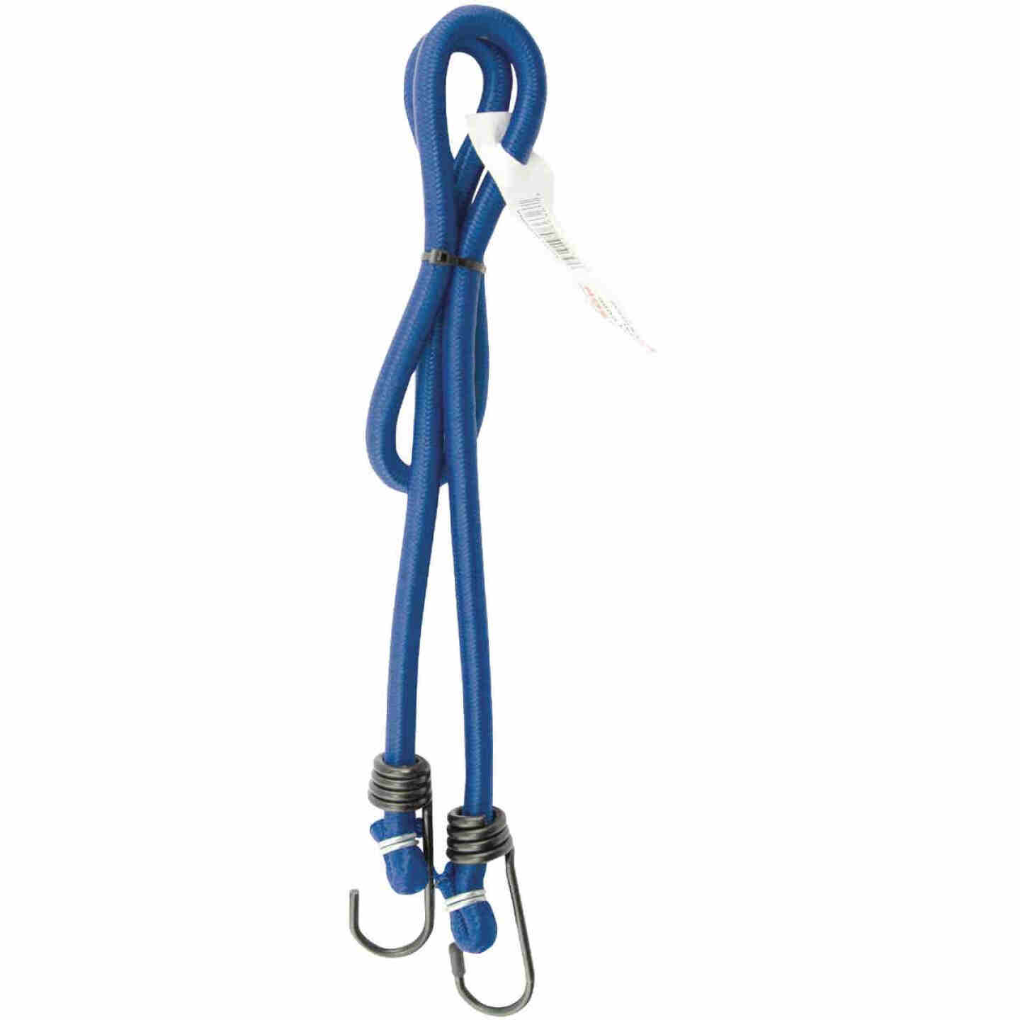Erickson 1/4 In. x 36 In. Bungee Cord, Assorted Colors Image 2