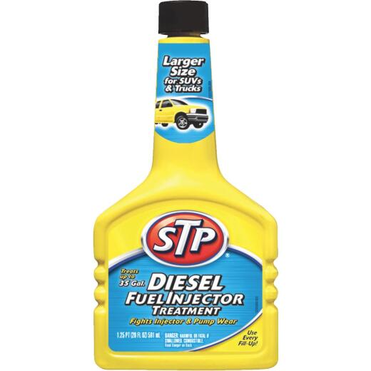 STP 20 Fl. Oz. Diesel Fuel System Cleaner