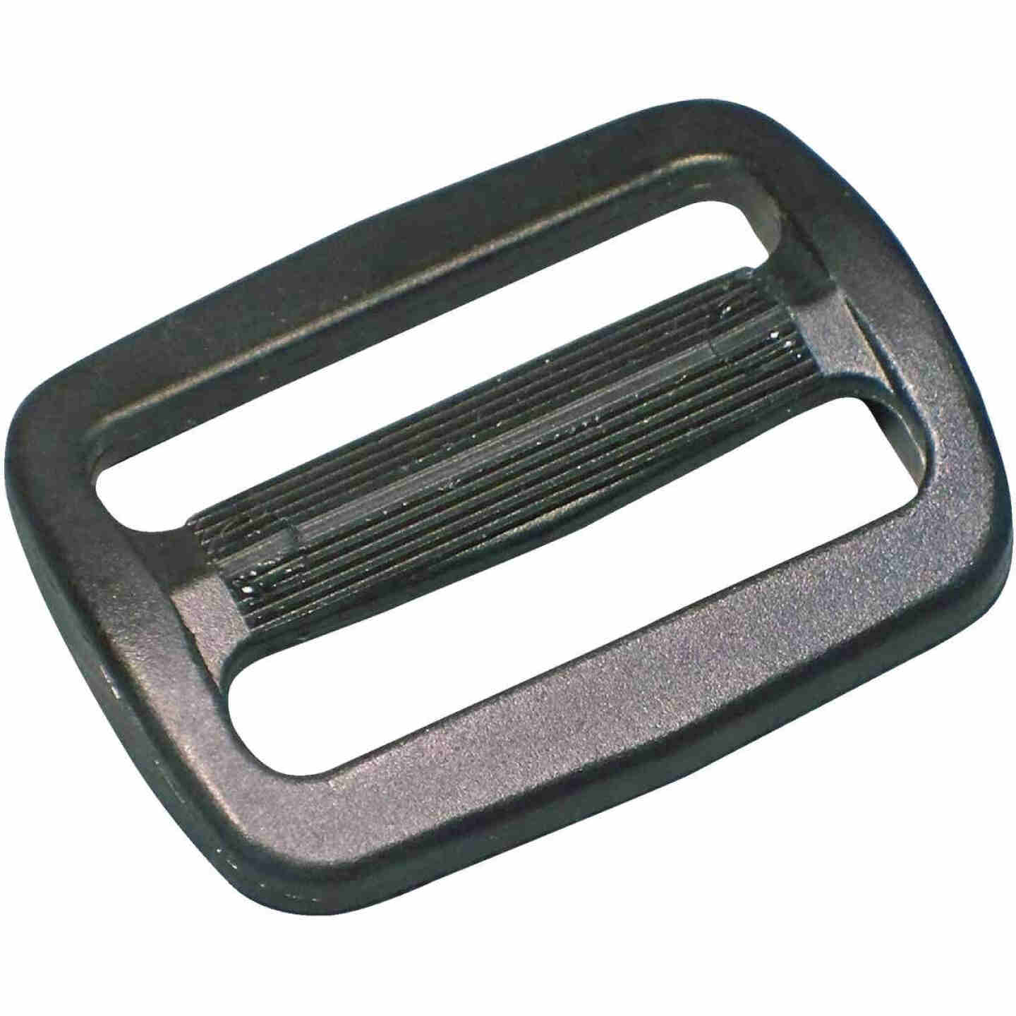 "Turf 1"" Black Strap Buckle Image 1"