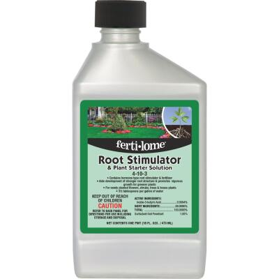 Fertilome 16 Oz. Liquid Concentrate Root Feeder & Plant Starter