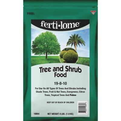 Ferti-lome 4 Lb. 19-8-10 Tree & Shrub Fertilizer