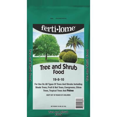 Ferti-lome 20 Lb. 19-8-10 Tree & Shrub Fertilizer