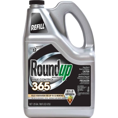 Roundup Max Control 365 1.25 Gal. Refill Vegetation Killer