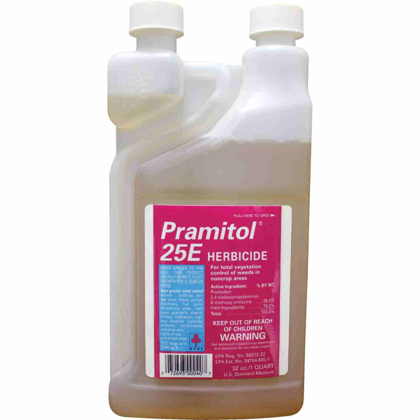 Control Solutions Pramitol 25E 1 Qt. Concentrate Herbicide Vegetation Killer Image 1