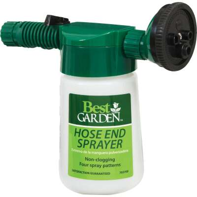Best Garden 25 Oz. Dry Hose End Sprayer
