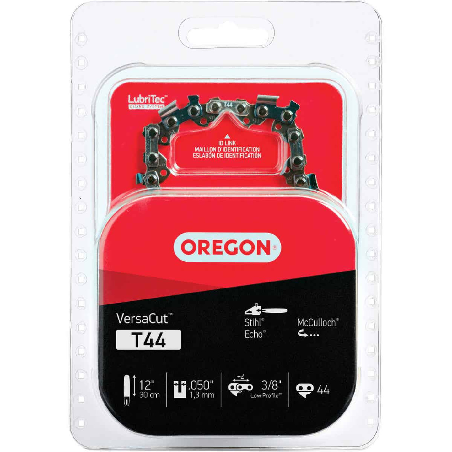 Oregon VersaCut T44 12 In. Chainsaw Chain Image 1