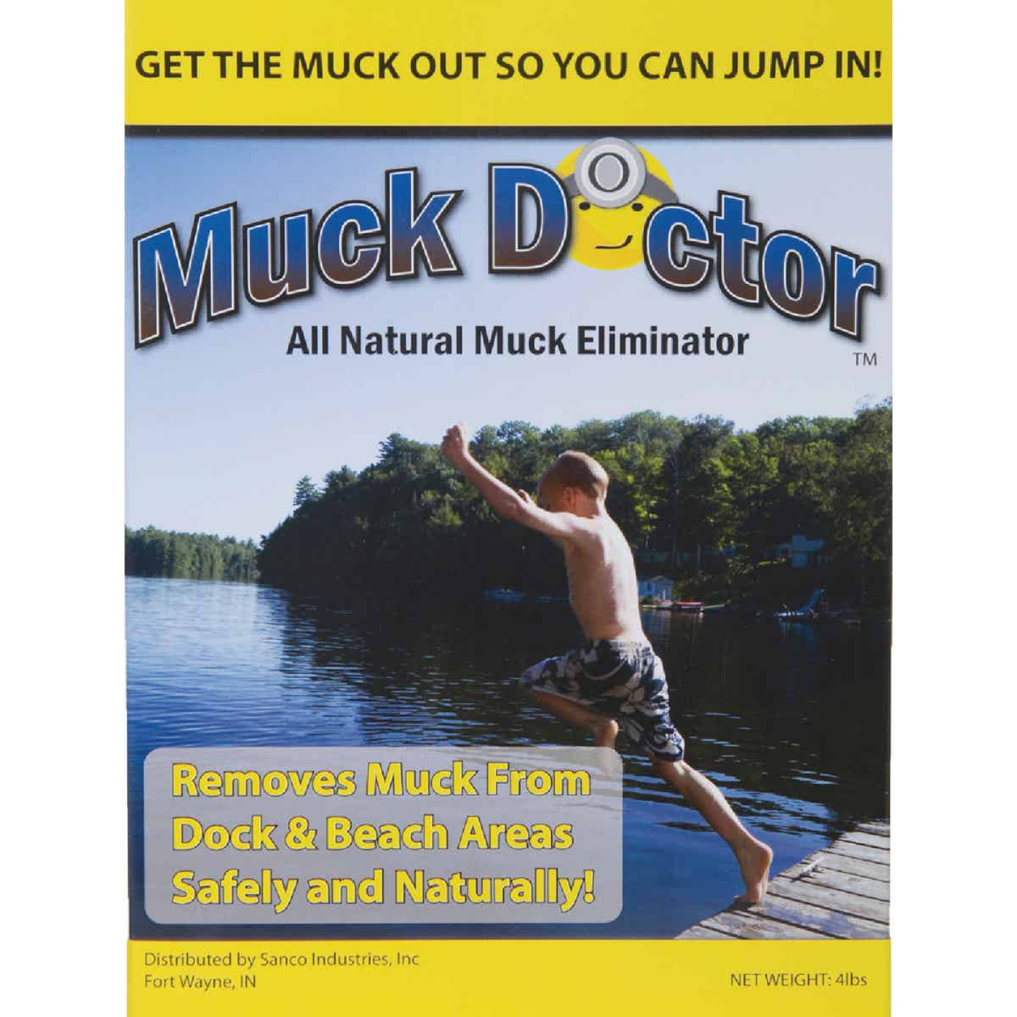Muck Doctor Water Treatment (10-Pack) Image 2