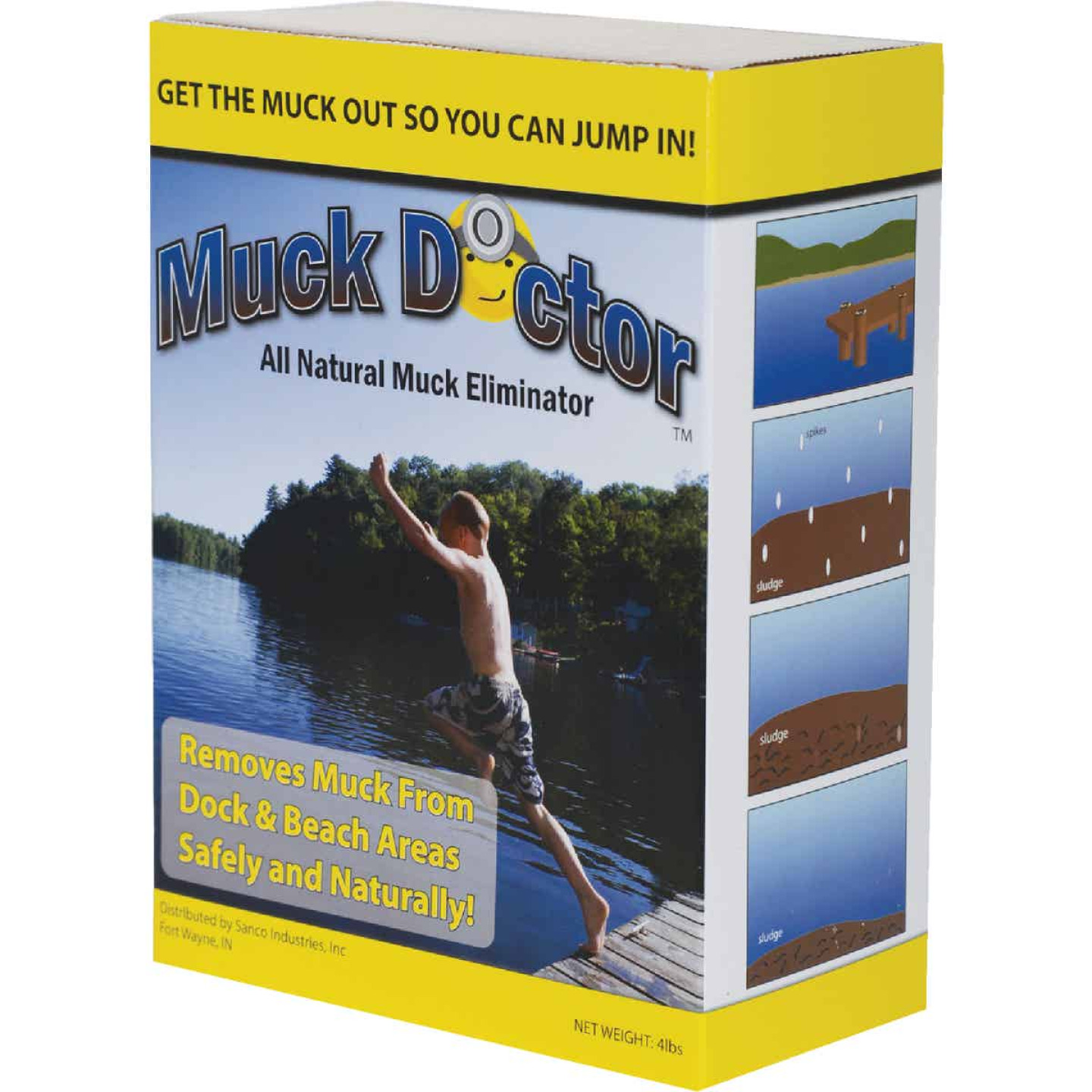 Muck Doctor Water Treatment (10-Pack) Image 3