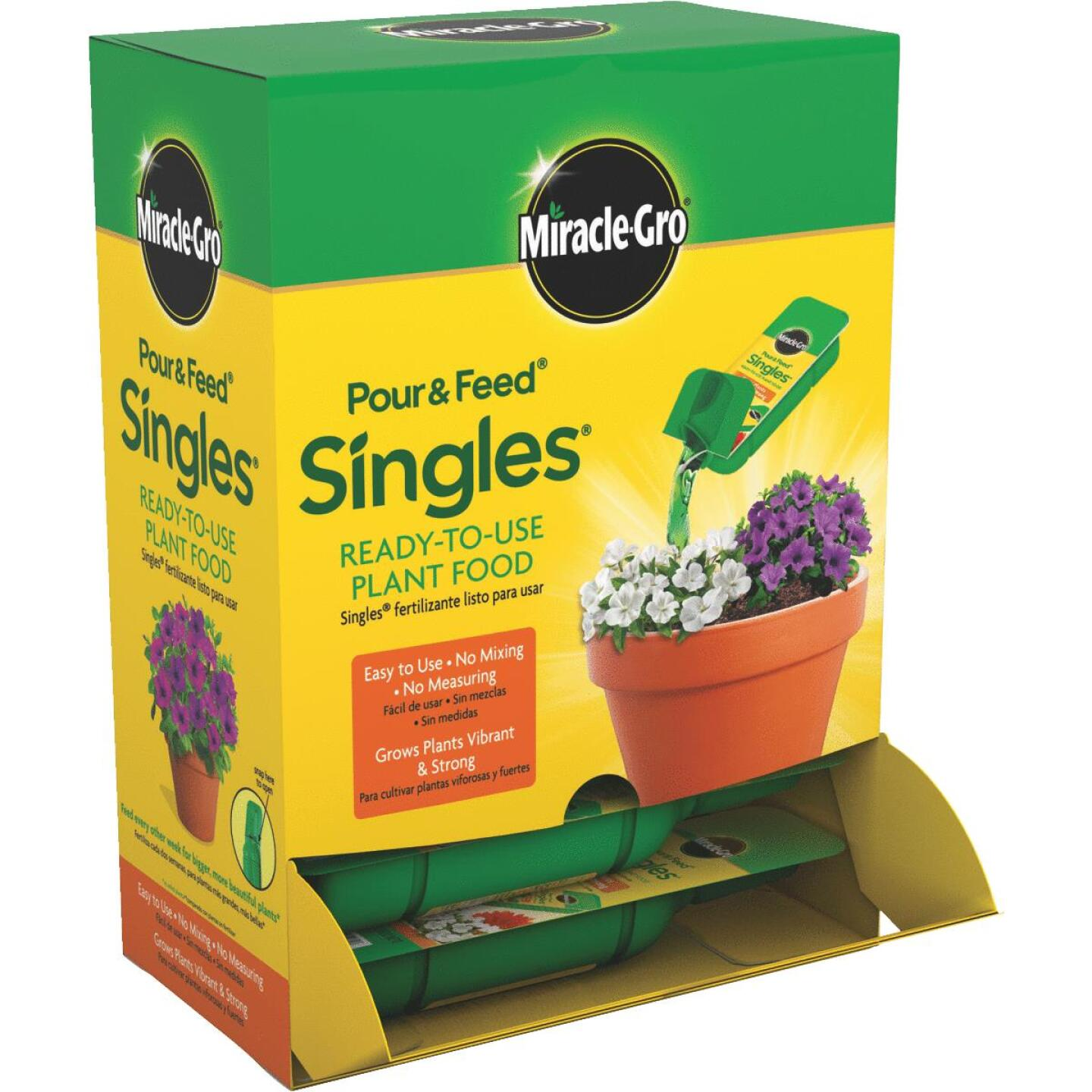 Miracle-Gro 2 Oz. 0.02-0.02-0.02 Ready To Use Liquid Plant Food Image 3