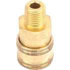 Forney 1/4 In. Male Quick Coupler Pressure Washer Socket Image 3