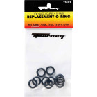 Forney 1/4 In. Quick Coupler Pressure Washer O-Ring (10-Piece) Image 2