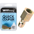Forney 1/4 In. Female Quick Connect Pressure Washer Plug Image 1