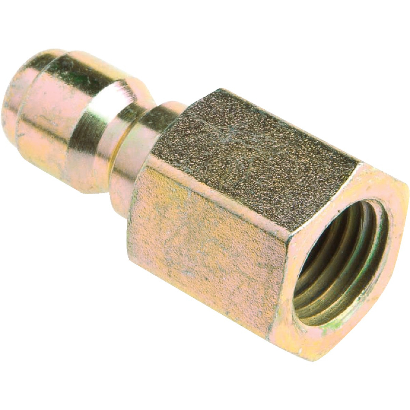 Forney 1/4 In. Female Quick Connect Pressure Washer Plug Image 3