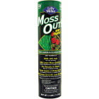 Lilly Miller MOSS OUT! 3 Lb. Ready To Use Granules Moss & Algae Killer Image 1