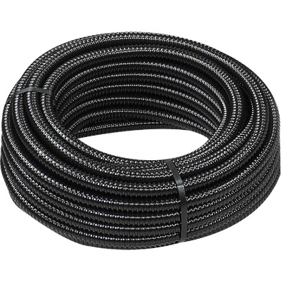 PondMaster 20 Ft. L. x 1 In. Dia. Corrugated PVC Pond Tubing