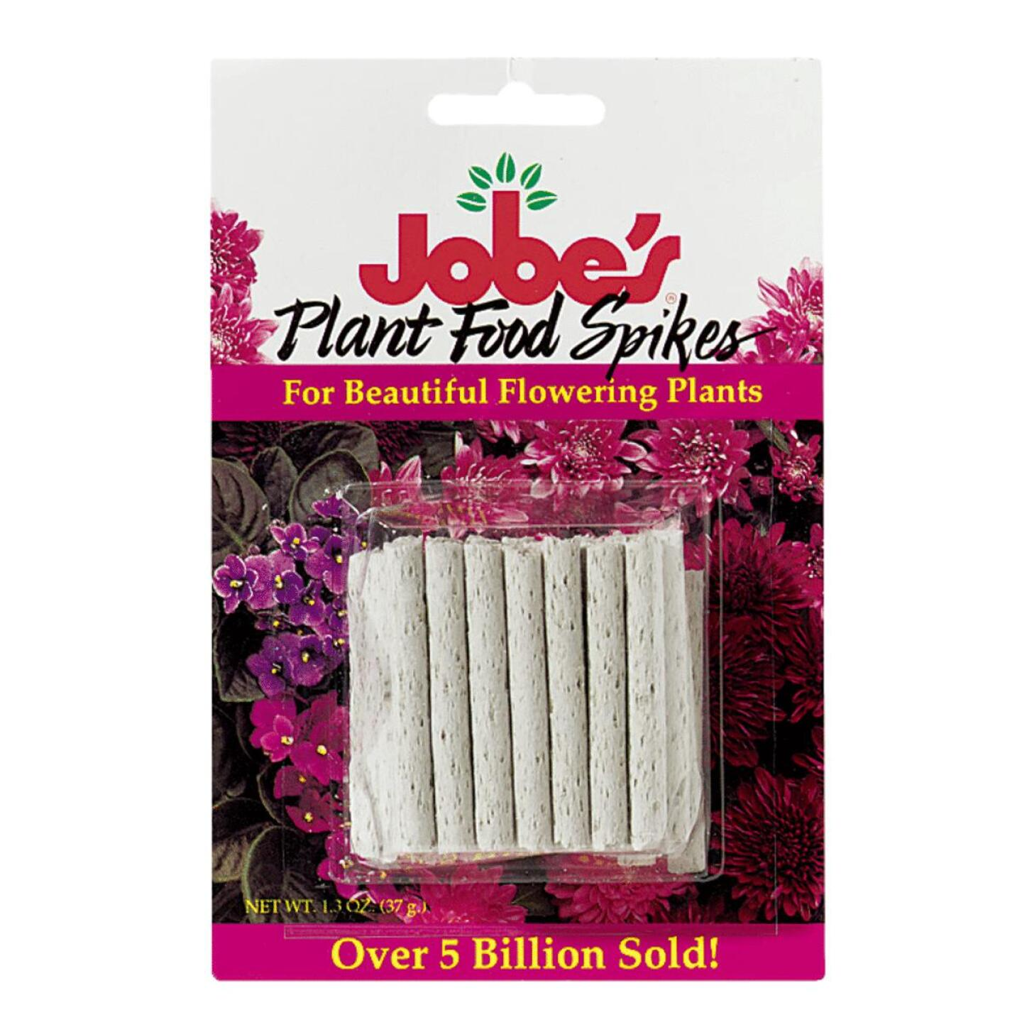 Jobe's 10-10-4 Flowering Plant Food Spikes (50-Pack) Image 1