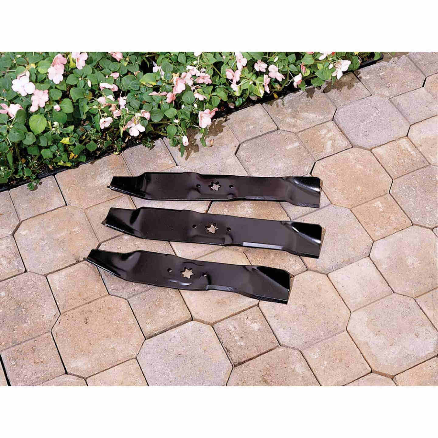 Arnold MTD 50 In. Tractor Mower Blade Set Image 2