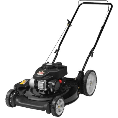 Yard Machines 21 In. 140cc OHV Powermore High Wheel Push Gas Lawn Mower
