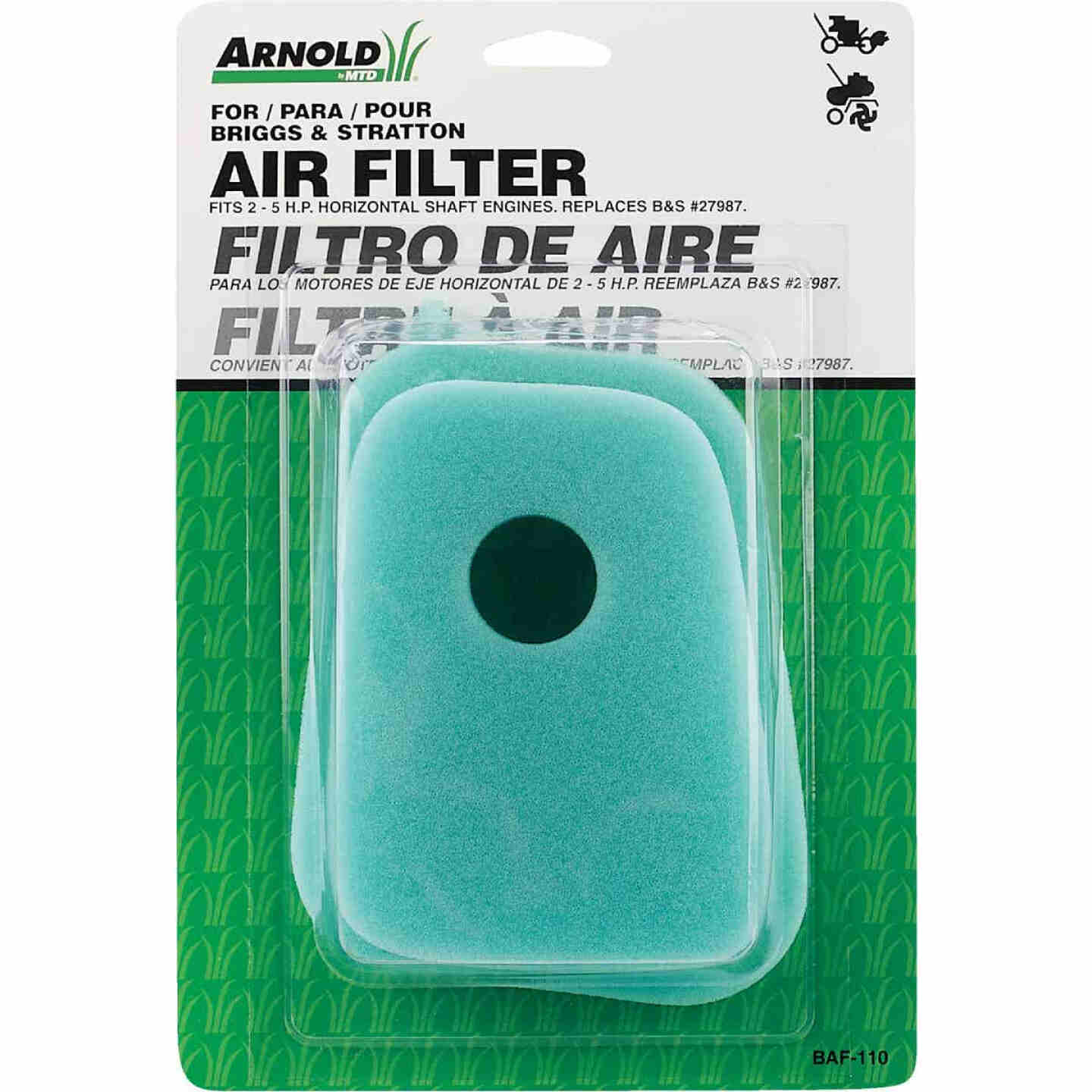 Arnold Briggs & Stratton 2 To 5 HP Foam Engine Air Filter Image 2