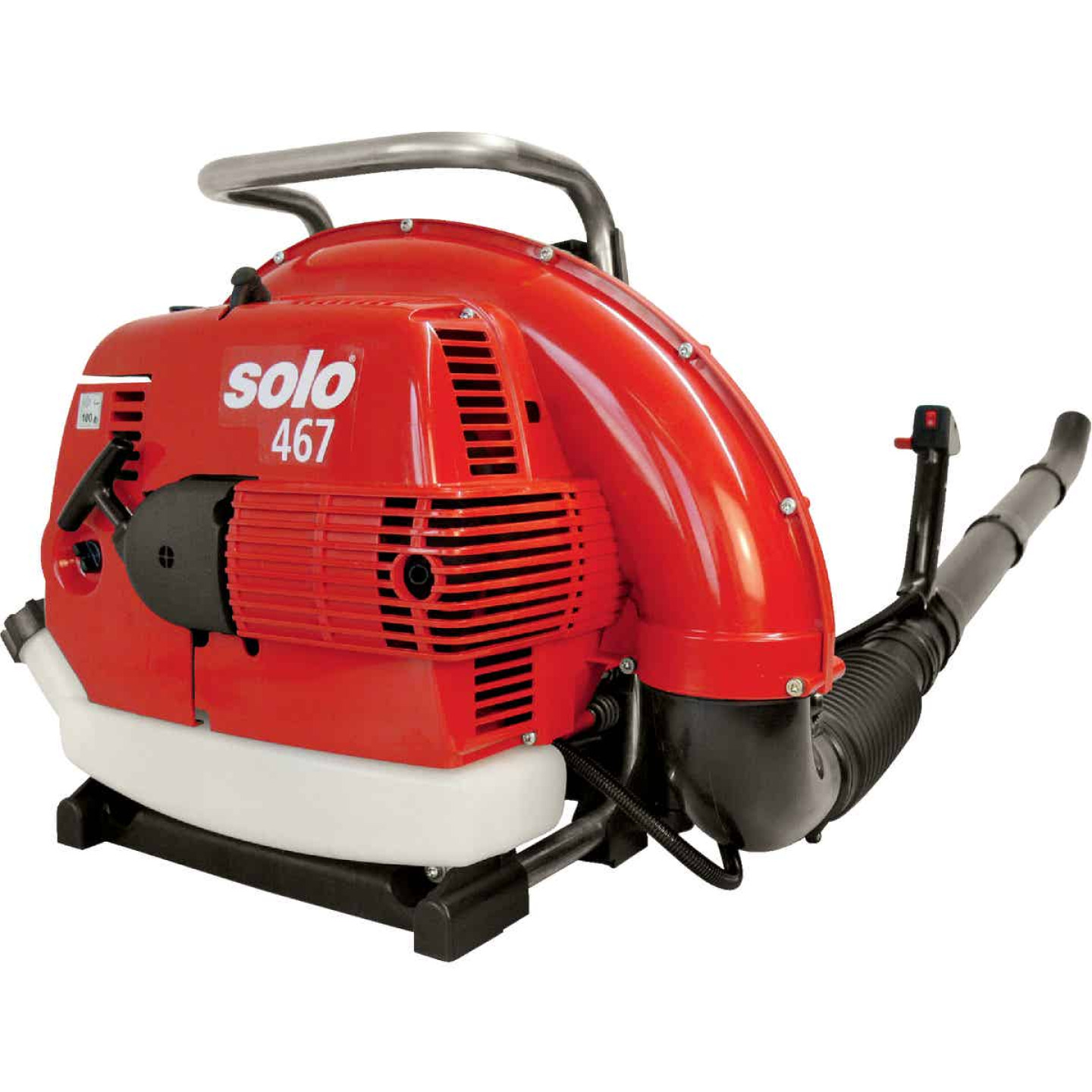 Solo 824 CFM 66.5cc Backpack Gas Blower Image 1