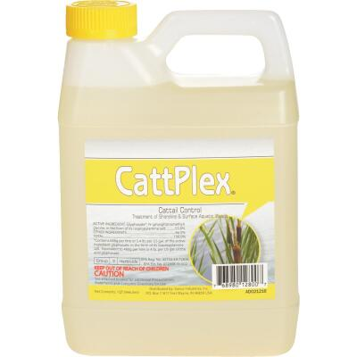 Catt Plex 1 Qt. Liquid 1/4-Acre Coverage Area Aquatic Herbicide