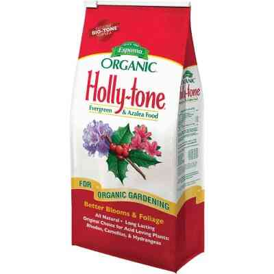 Espoma Organic 18 Lb. 4-3-4 Holly-tone Dry Plant Food
