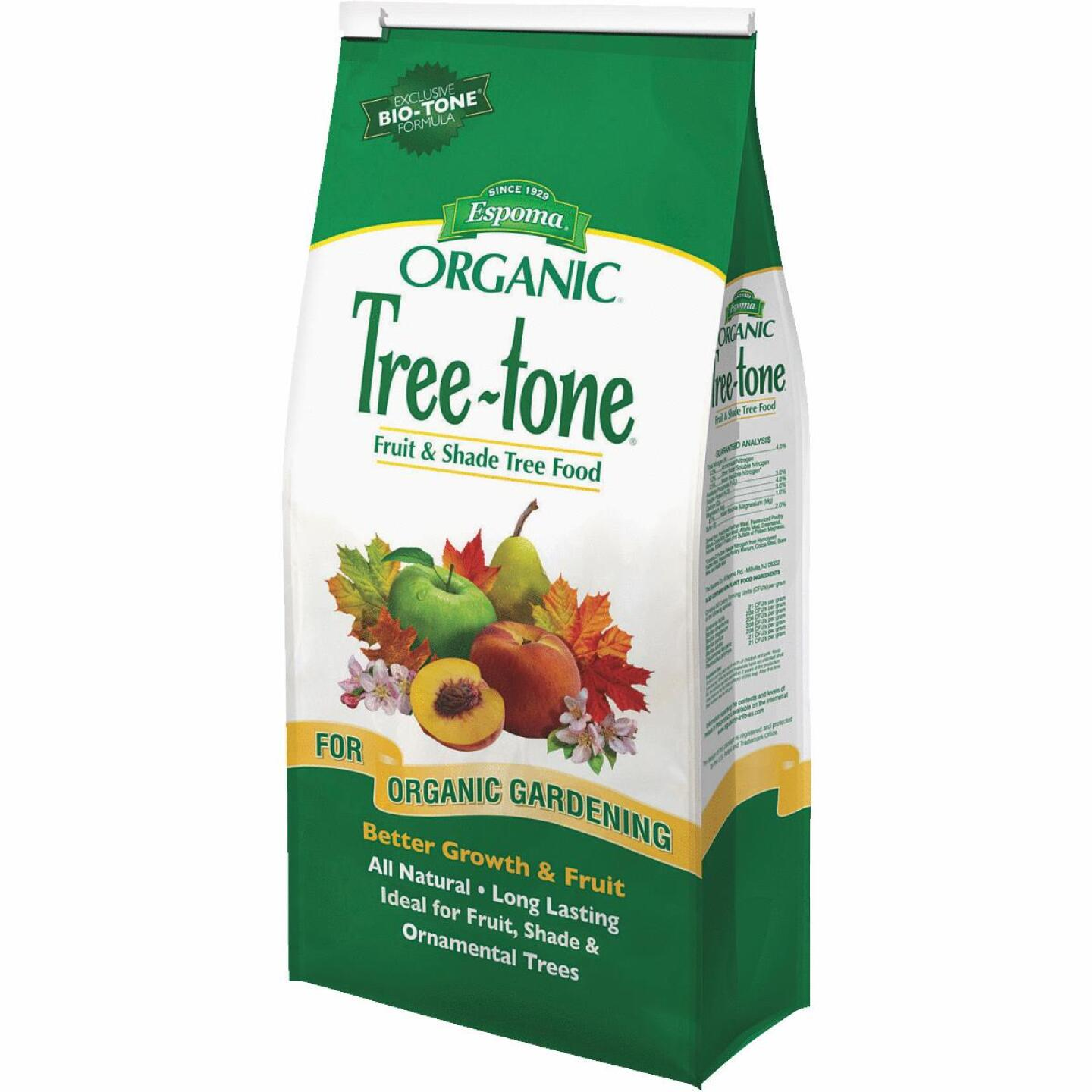 Espoma Tree-tone 4 Lb. 6-3-2 Organic Tree & Shrub Fertilizer Image 1