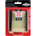 Briggs & Stratton 5.5 To 6.75 HP Paper Engine Air Filter with Pre-Cleaner Image 1