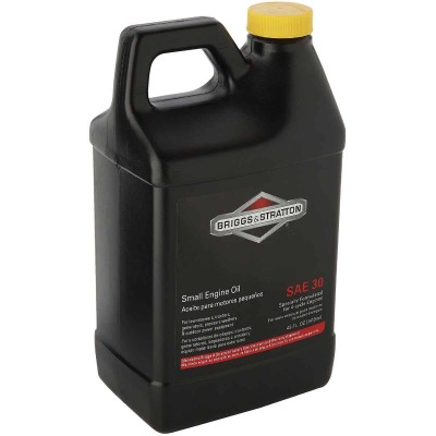 Briggs & Stratton 30W 48 oz 4-Cycle Motor Oil