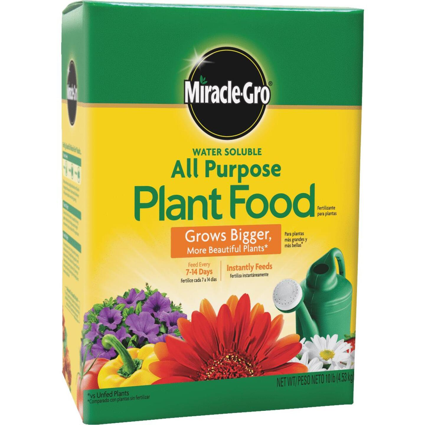 Miracle-Gro 10 Lb. 24-8-16 All Purpose Dry Plant Food Image 1