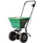 Precision 75 Lb. Self-Lubricating Push Broadcast Fertilizer Spreader Image 1