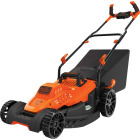 Black & Decker 17 In. 12A Push Electric Lawn Mower Image 1