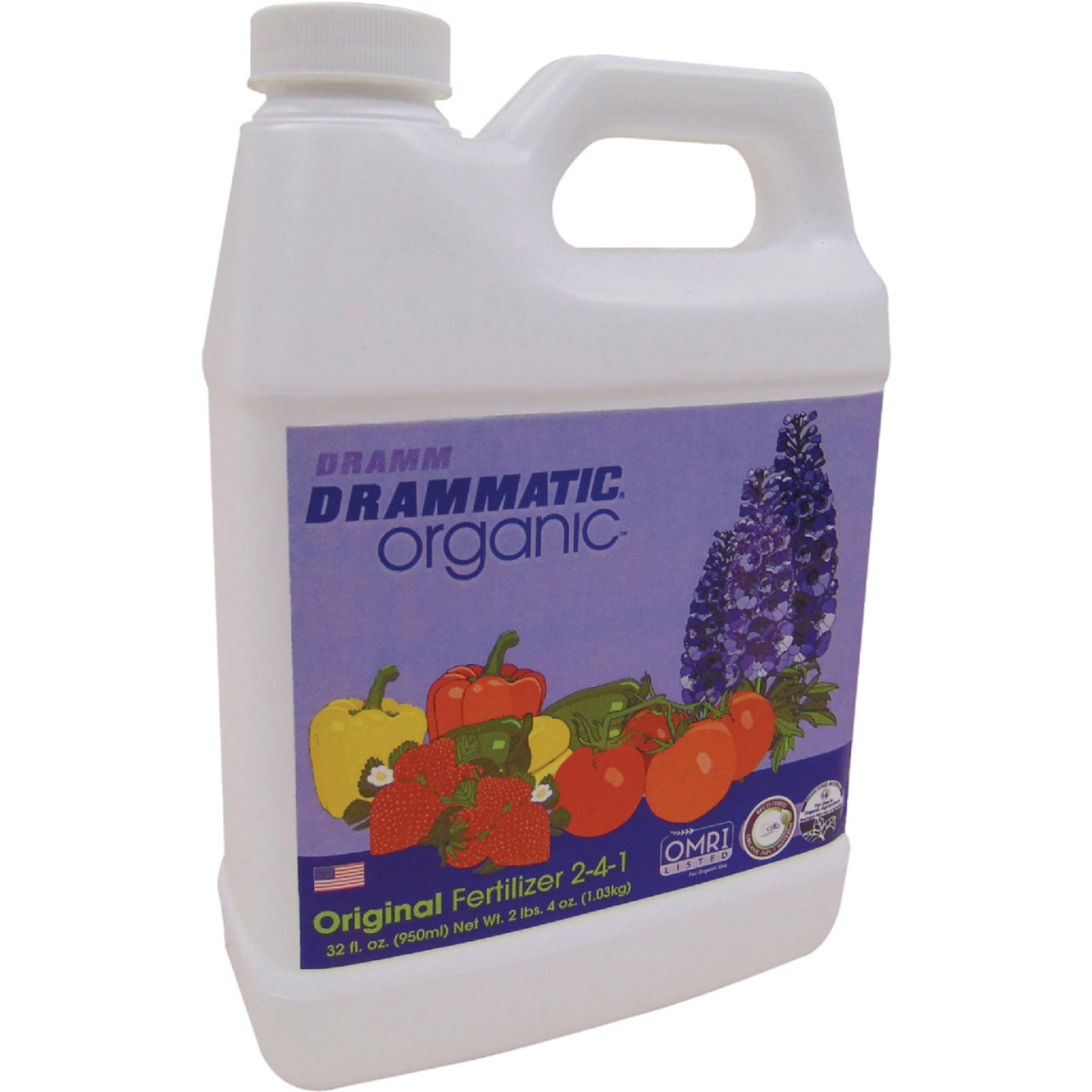 Drammatic 1 Qt. Organic Concentrate Liquid Plant Food Image 1