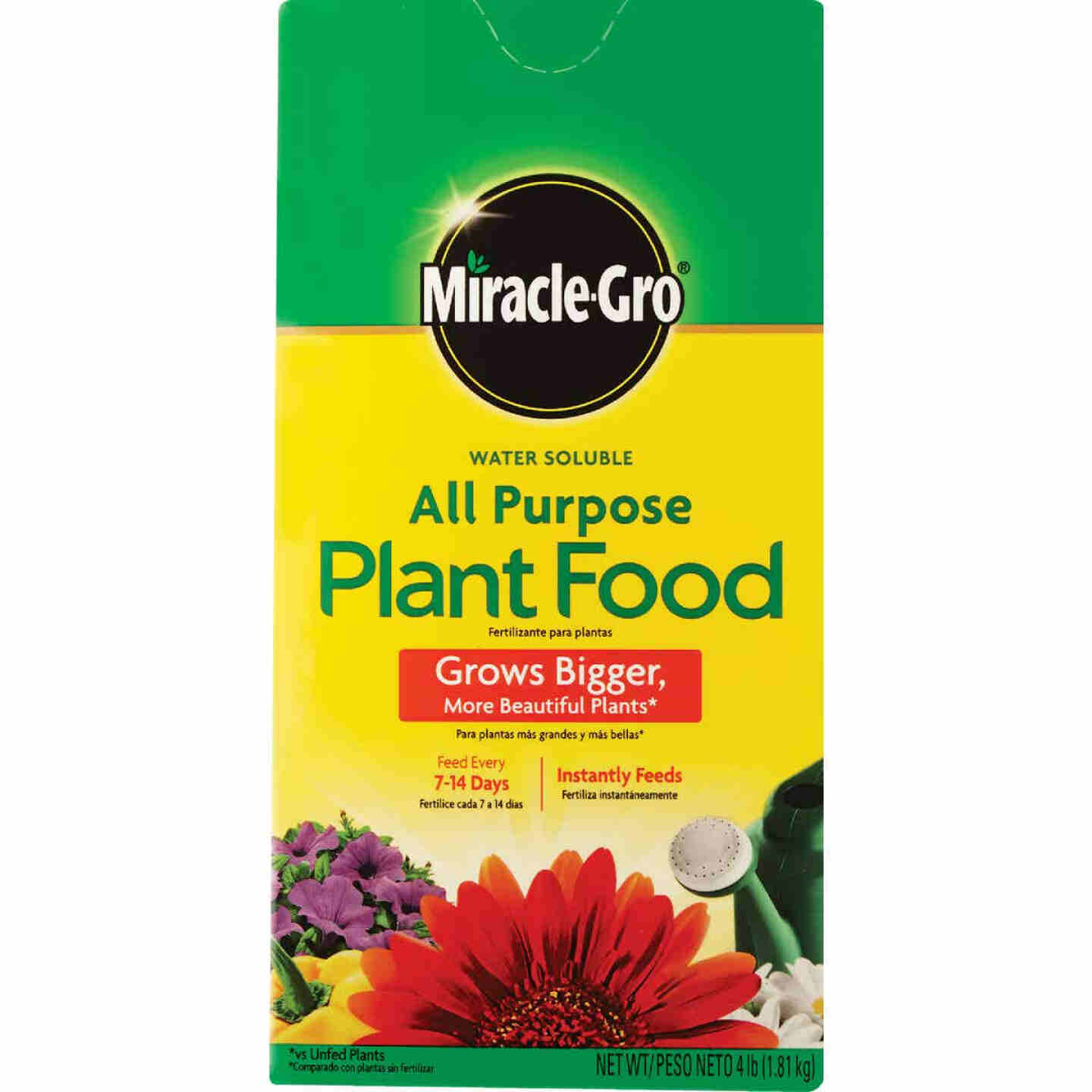 Miracle-Gro 4 Lb. 24-8-16 All Purpose Dry Plant Food Image 4