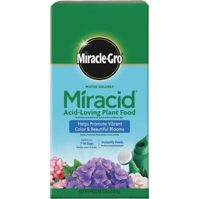 Miracle-Gro Miracid 4 Lb. 30-10-10 Dry Plant Food