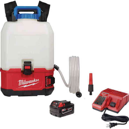 Milwaukee M18 Switch Tank 4 Gal. Backpack Water Supply Kit