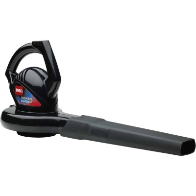 Toro Power Sweep 160 MPH 155 CFM 7 Amp Electric Blower